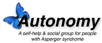 Autonomy Self Help Butterfly
