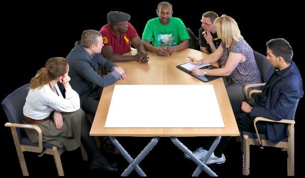 Adult meeting sites