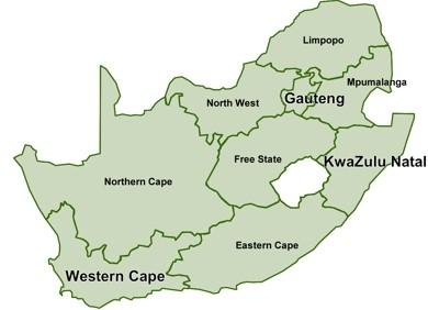 South Africa; AMGRAF; Newcastle University