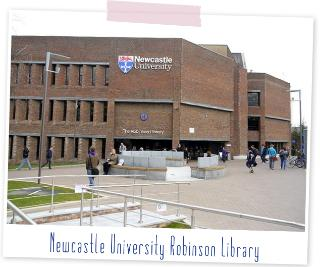 Newcastle University Robinson library