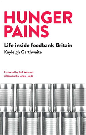 Hunger Pains publication cover
