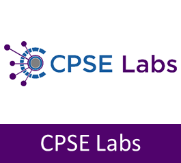 Graphic with text: CPSE labs