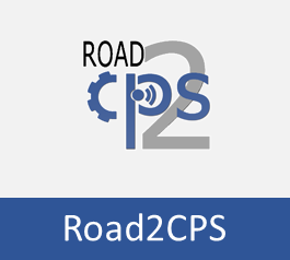 Graphic with text: Road2CPS